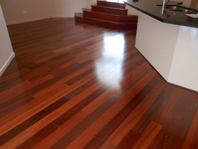 Jarrah Engineered Timber Floor