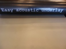 Easy Acoustic Underlay 3mm